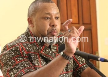 Said some constituencies  were too big: Chilima
