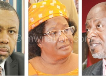 chilima jb chilumpha | The Nation Online