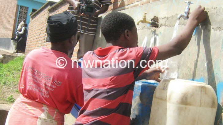 water kiosk | The Nation Online