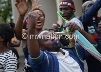 Celebrations after ruling | The Nation Online