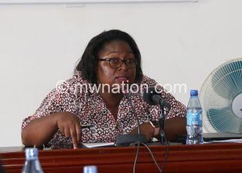 Linda Kunje front page 1   The Nation Online