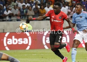 Gaba starred for Pirates in his debut season