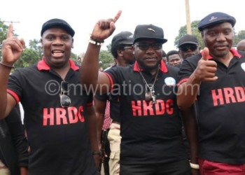 hrdc leader   The Nation Online