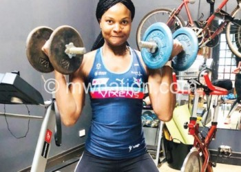 Mwawi: I have been training hard