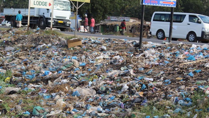 plastic waste | The Nation Online