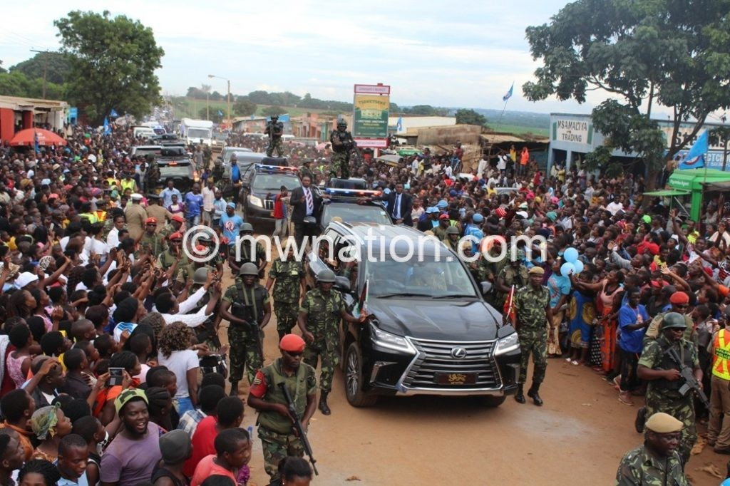 APM convoy | The Nation Online