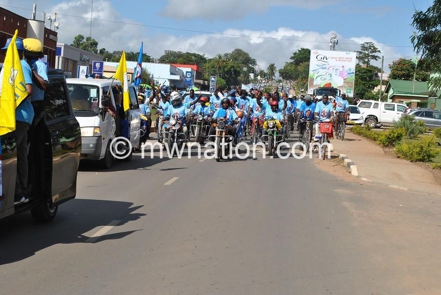 DPP Mzuzu | The Nation Online