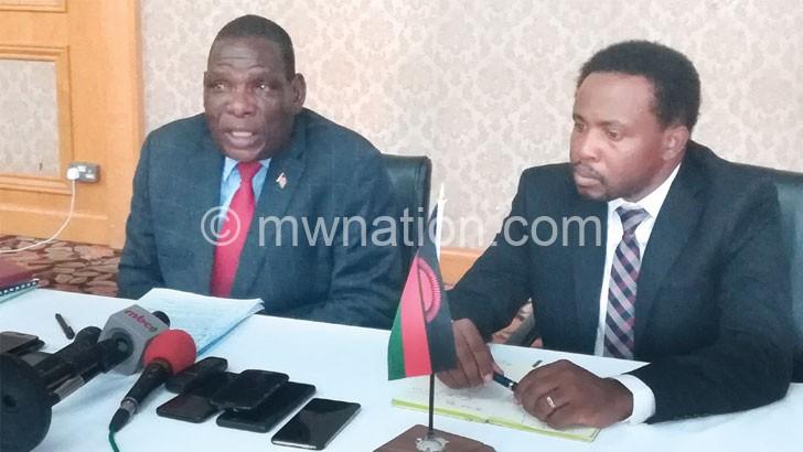 Mwanamvekha L and Phuka   The Nation Online