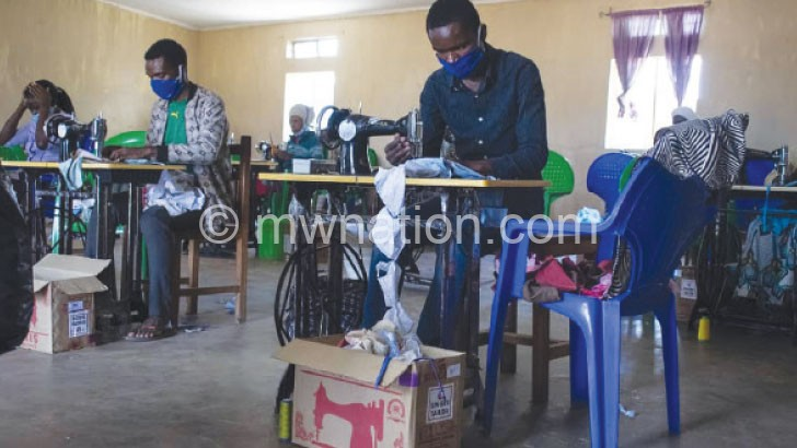Tailors | The Nation Online