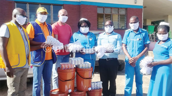 Viphya Lions Club | The Nation Online