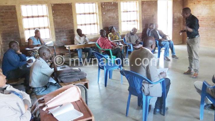 Volunteers   The Nation Online