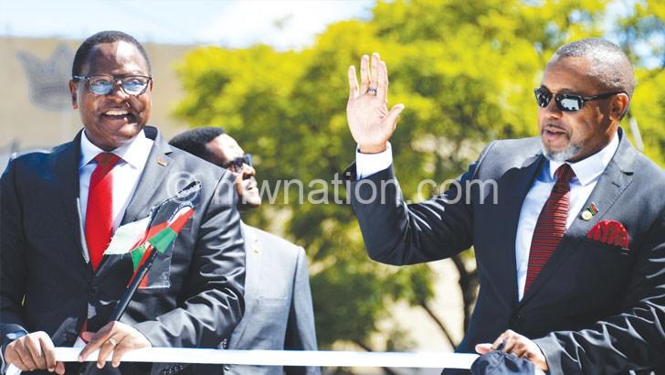 chakwera | The Nation Online