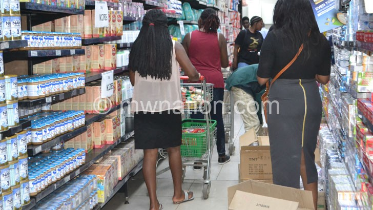 consumers shopping | The Nation Online