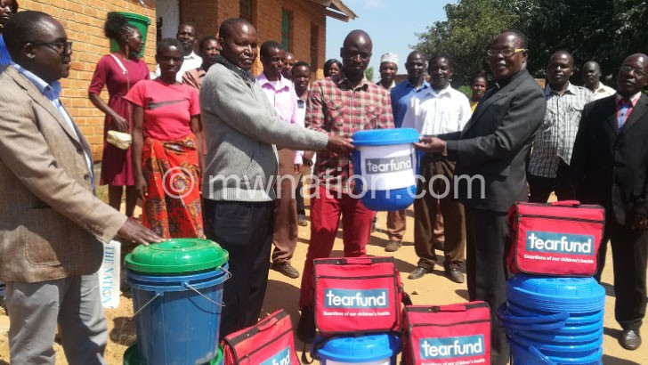 donation | The Nation Online