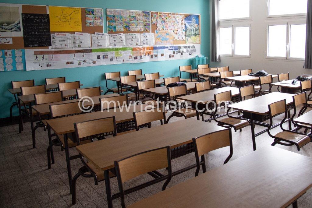 empty classroom elementary school middle school high school | The Nation Online