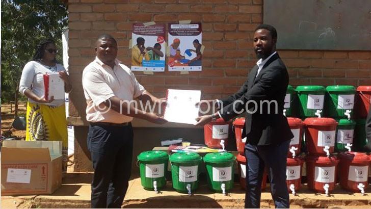 kaluwa donation | The Nation Online