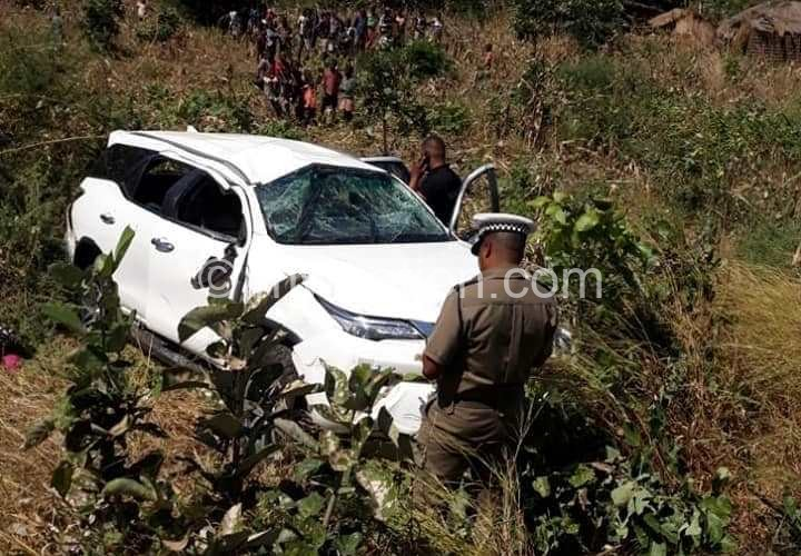 trapence accident   The Nation Online