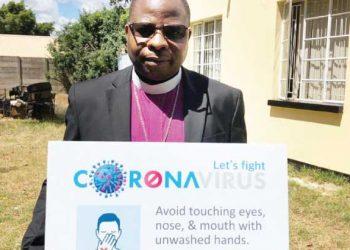 Bishop Magangani | The Nation Online