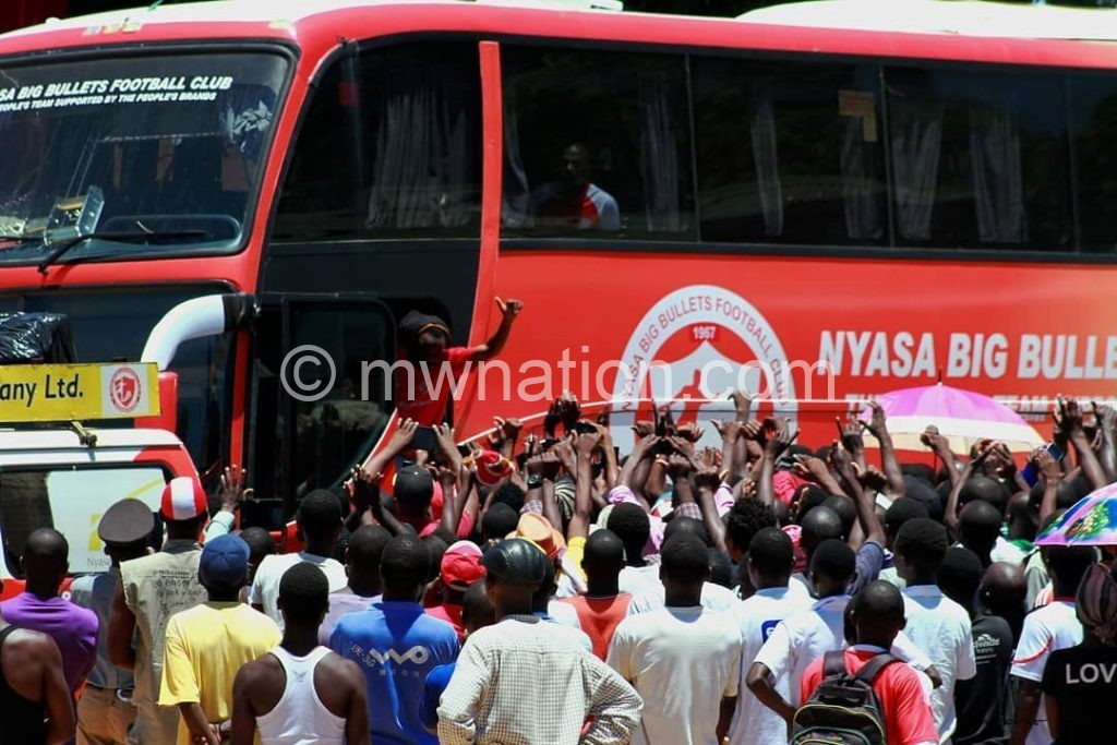 Bullets bus   The Nation Online
