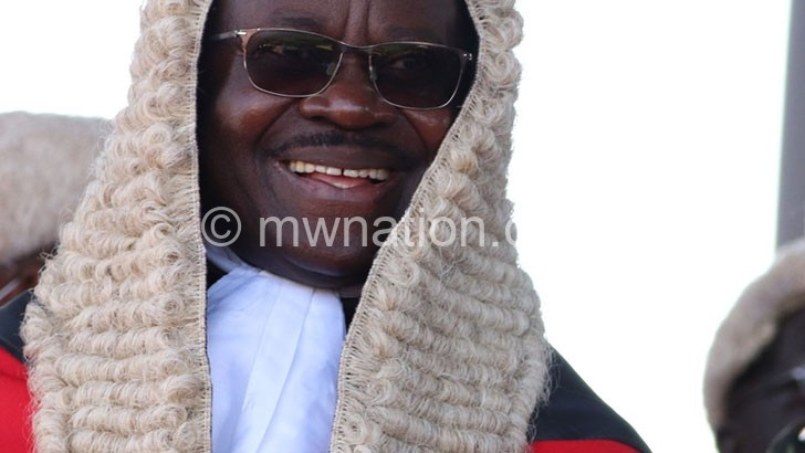 Chief Justice Andrew Nyirenda | The Nation Online
