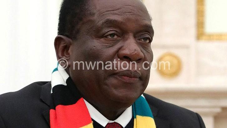 Mnangagwa | The Nation Online