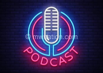 Neon podcast logo | The Nation Online