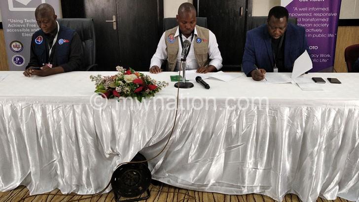 Situation Room Ollen Mwalubunju Boniface Chibwana and Robert Phiri | The Nation Online