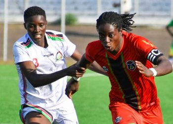 Tabitha Chawinga   The Nation Online