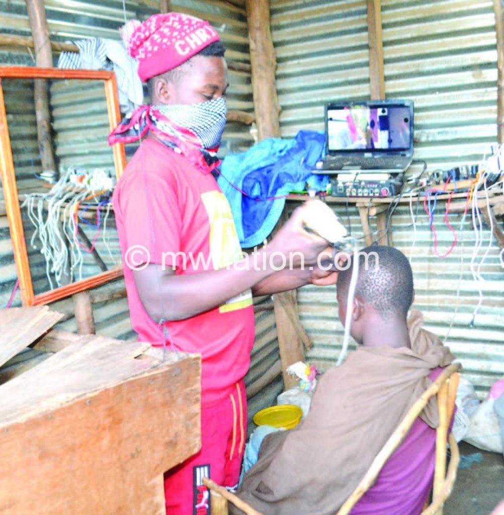 barber   The Nation Online