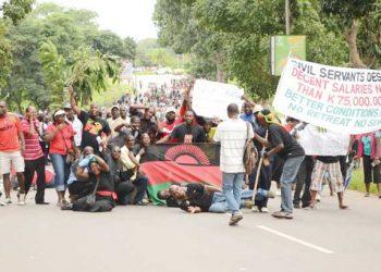 civil servants strike   The Nation Online