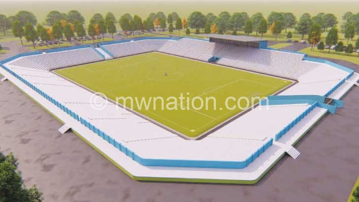 football ground   The Nation Online