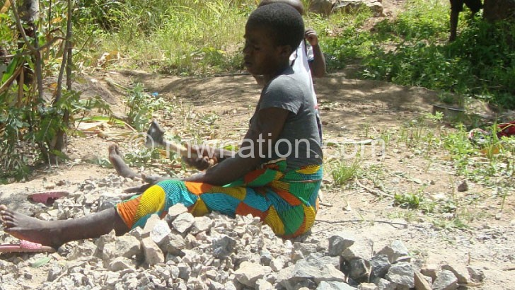 stone mining | The Nation Online