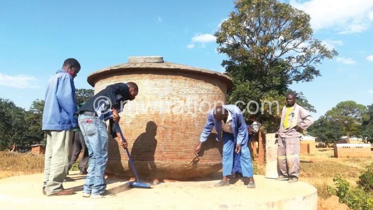 water tank | The Nation Online
