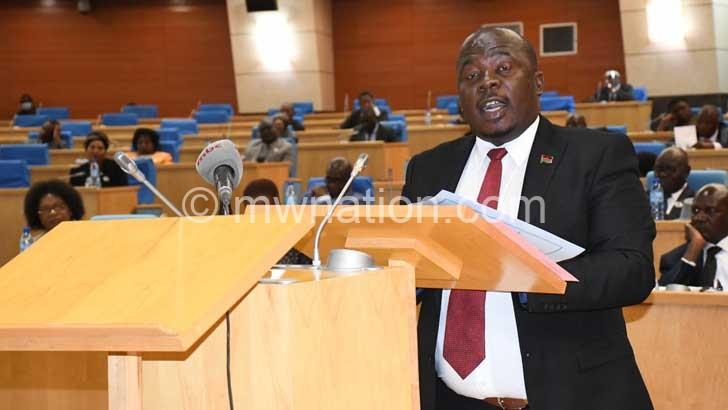Chimwendo Banda | The Nation Online