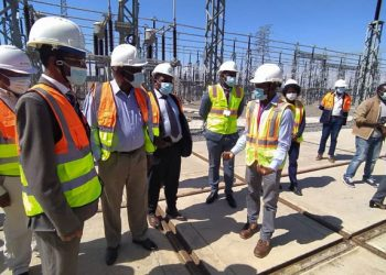Phombeya power sub station | The Nation Online
