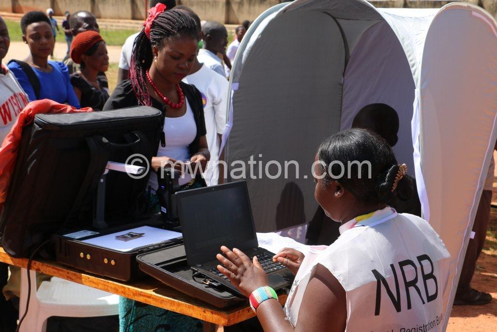 Registration Malawi | The Nation Online