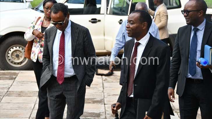 Thom Mpinganjira | The Nation Online