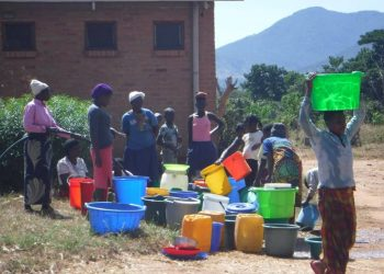 Water is a challenge at Engucwini | The Nation Online