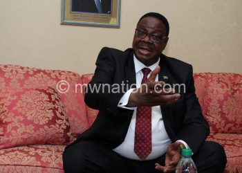 Says made decision in official capacity: Mutharika