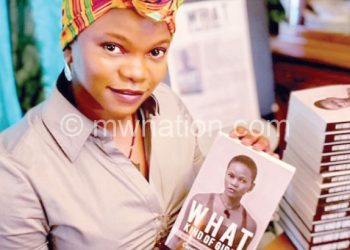 Kautsire: I would really like to have my book in school libraries and bookstores in Malawi