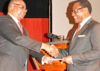 Chakwera and Mutharika | The Nation Online
