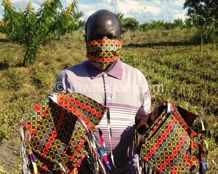 Face masks | The Nation Online