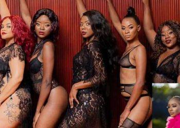 Models parading the lingerie   The Nation Online