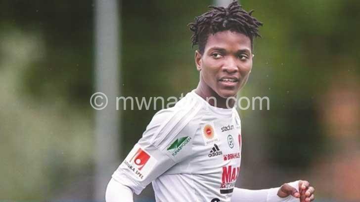 Temwa Chawinga | The Nation Online