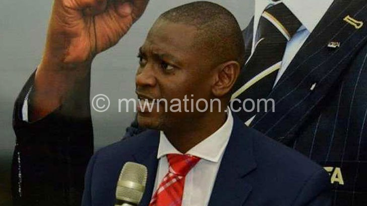 Walter Nyamilandu   The Nation Online