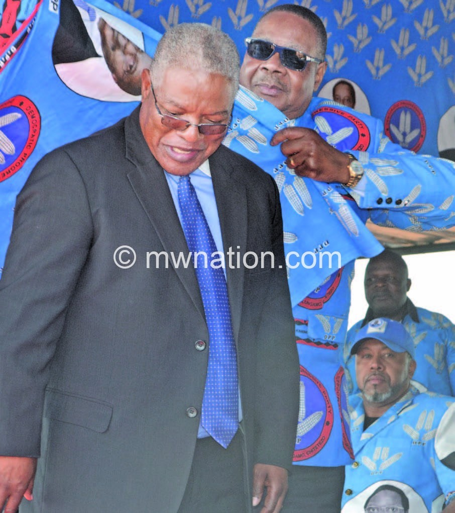 mpinganjira 1   The Nation Online