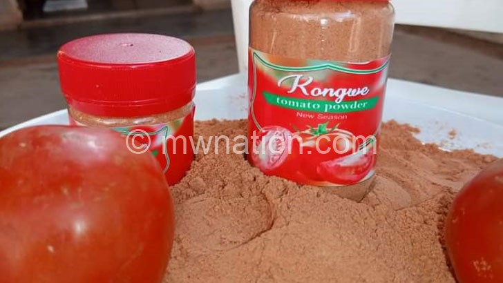 tomato powder | The Nation Online