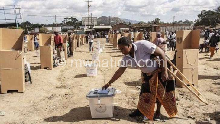 voting | The Nation Online