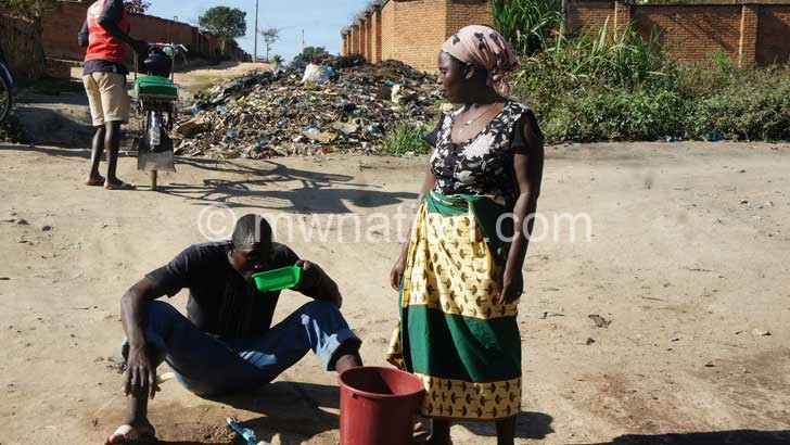 Mwandira   The Nation Online