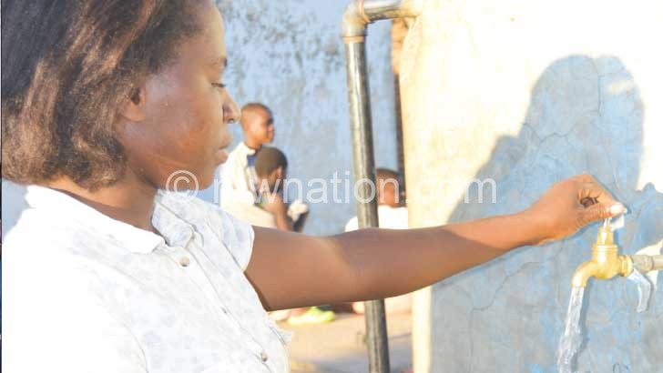 Water | The Nation Online